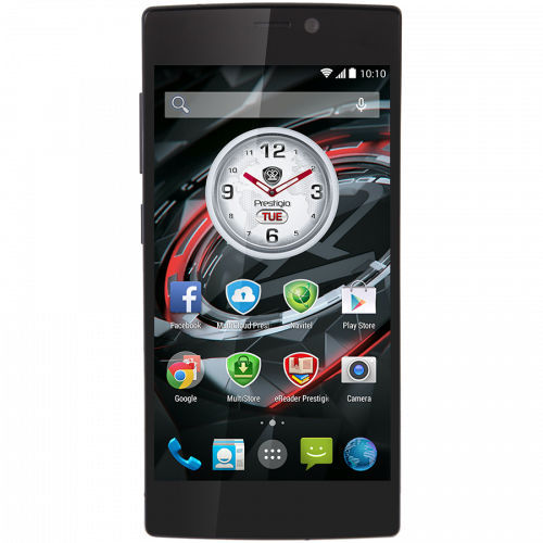 Prestigio MultiPhone 7557 černý