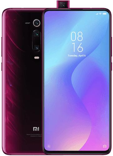 Xiaomi Mi 9T Pro 128 GB červený