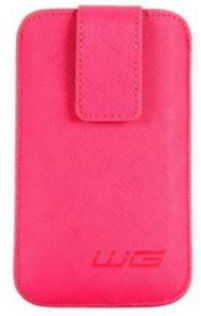 Winner pouzdro Pure vel. 12 pro Samsung Galaxy S4 Mini (růžové)