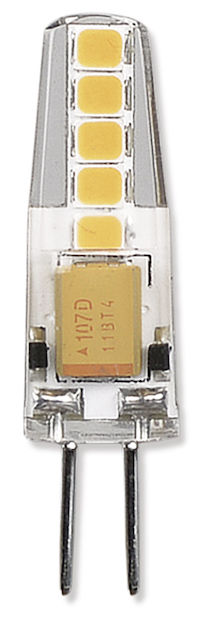 Emos 2W 12V G4 neutrální bílá