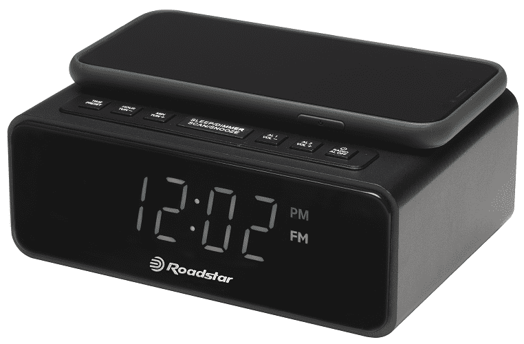 Roadstar CLR-700QI černý