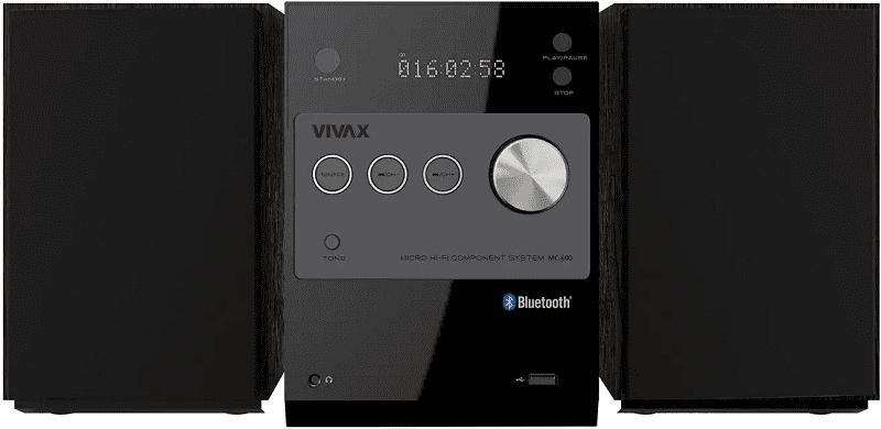 Vivax MC-600 černo-hnědý
