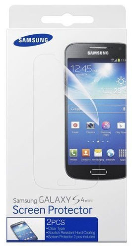 SAMSUNG Screen protector Galaxy S4 Mini
