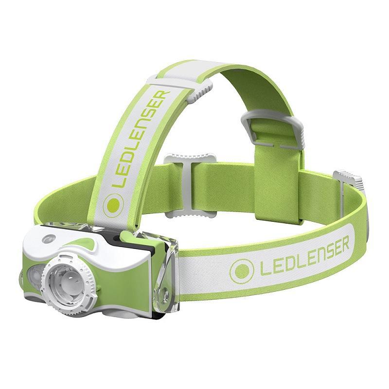 LED Lenser MH7 zelená