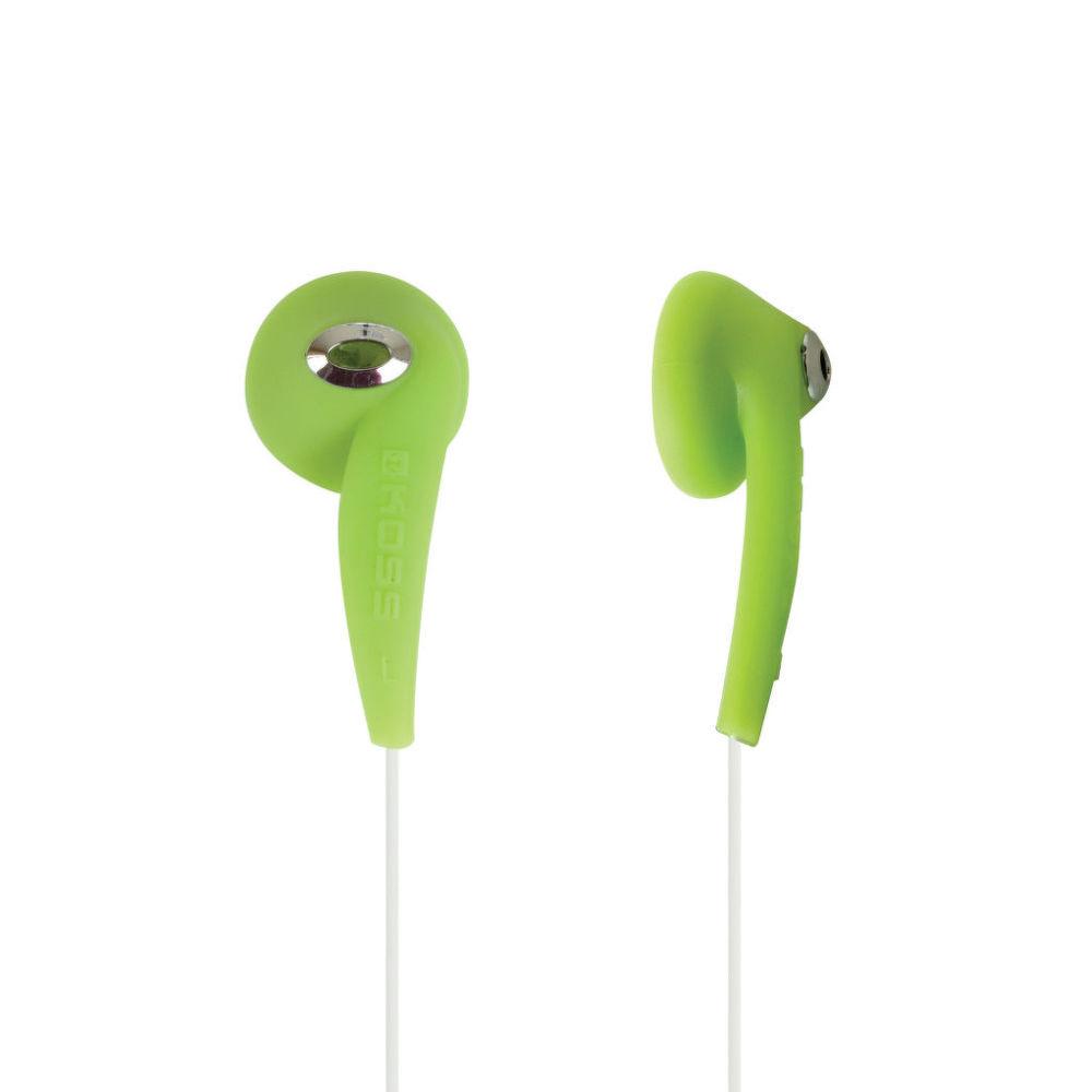 KOSS KE / 10 zelená
