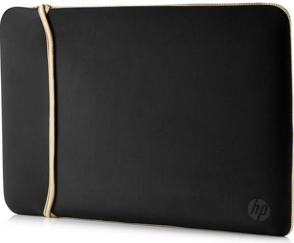 """HP Reversible černé/zlaté pouzdro na 15,6"""" notebook"""