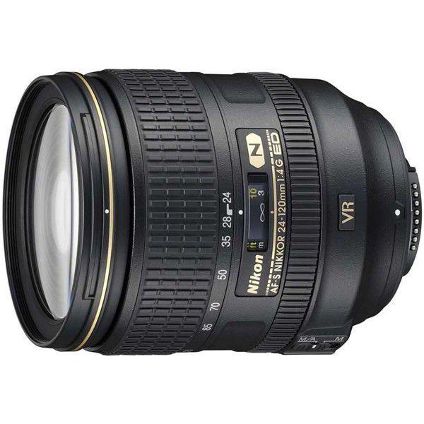 Nikon Nikkor 24-120MM F4G ED AF-S VR