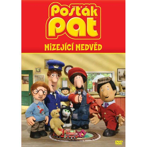 Pošťák Pat 5 - DVD