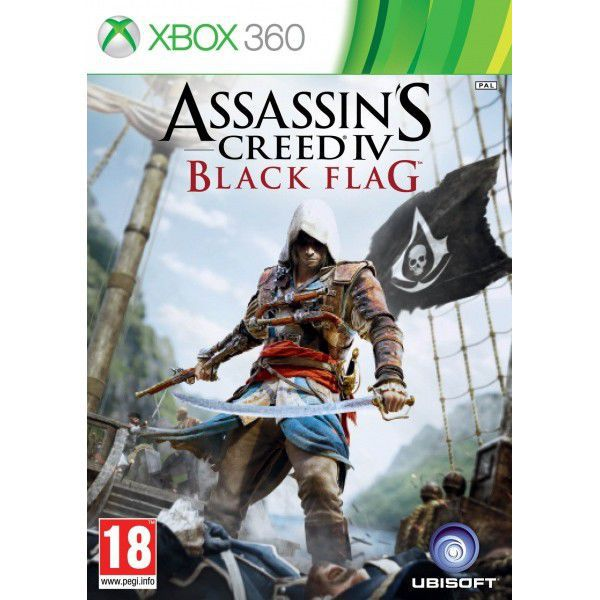 Assassins Creed 4: Black Flag (Standard Edition) - hra pro X360