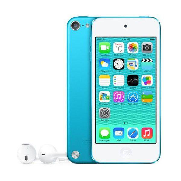 Apple iPod Touch 16 GB (modrý)