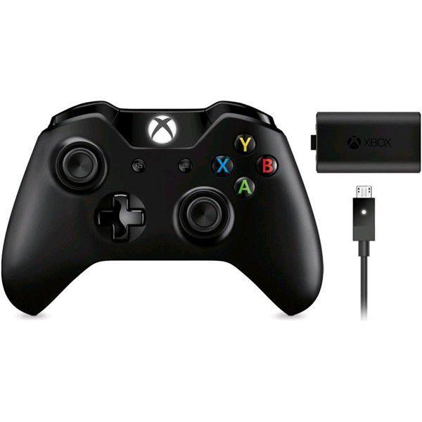 XBOX ONE bezdrátový herní ovladač + nabíjecí sada