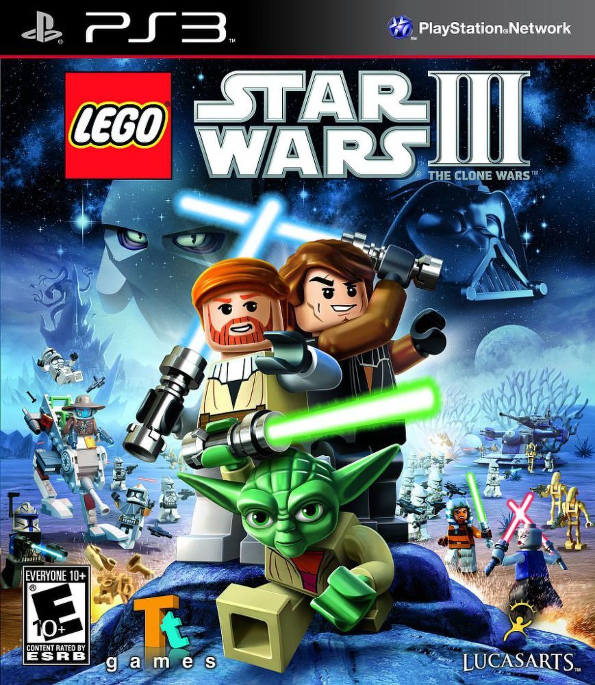 PS3 - Lego Star Wars III: Clone Wars
