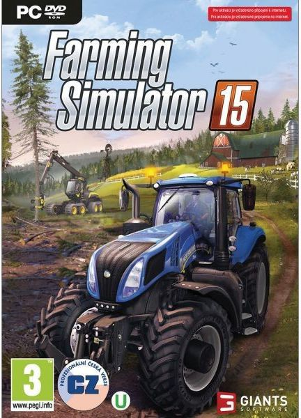 Farming Simulator 15 - hra na PC