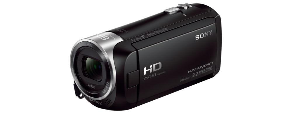 Sony HDR-CX405B (černá)