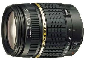 Tamron AF 18-200mm F/3.5-6.3 Di-II pro Canon XR LD Asp. (IF) - objektiv
