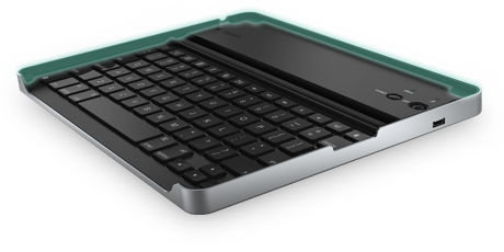LOGITECH Keyboard Case for iPad2, 920-003410