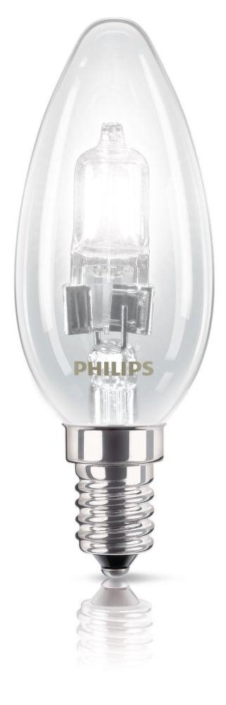 Philips EcoClassic 30 18W E14 230V B35 CL 1CT / 15
