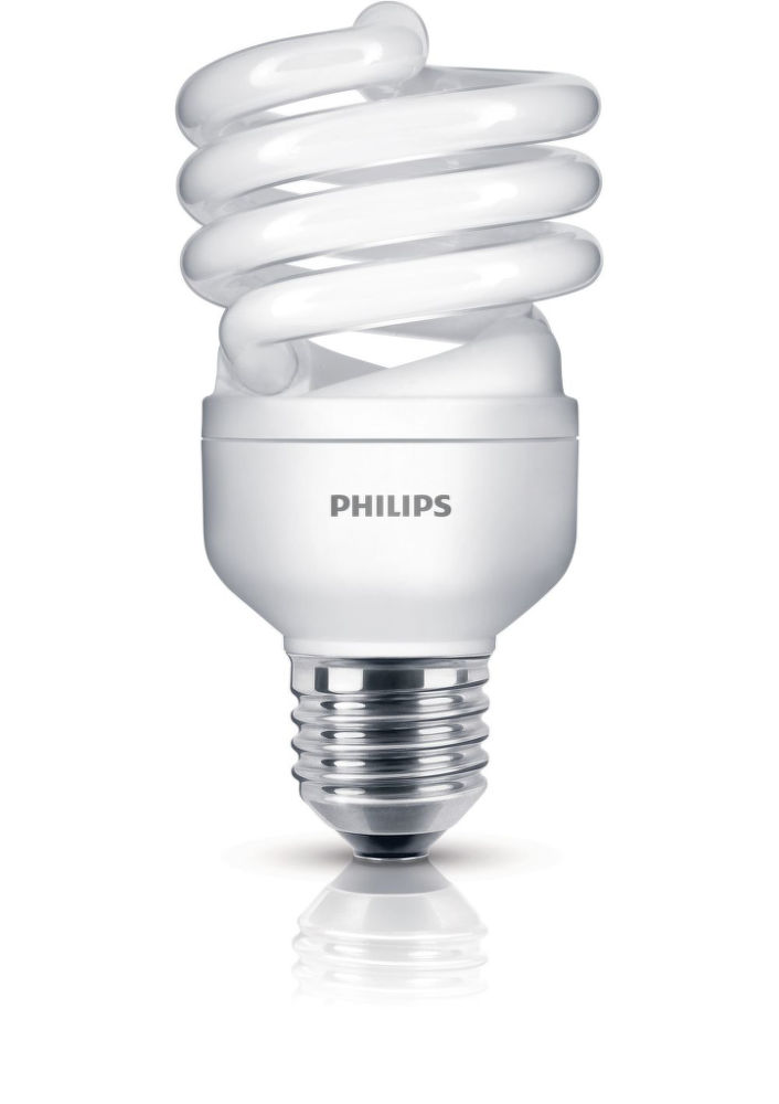 Philips Economy Twister 20W WW E27 1PF / 6