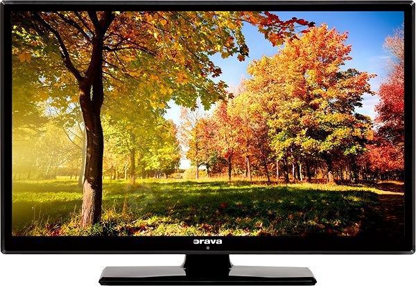 Orava LT-630 (černá) + dárek Set 3 DVD filmů zdarma