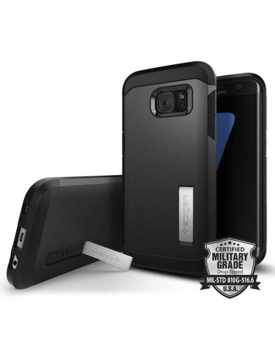 Spigen pouzdro pro Samsung Galaxy S7 Edge (černé)