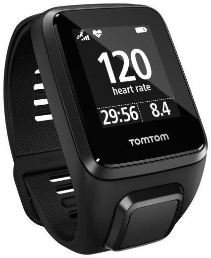 TomTom Spark 3 S Cardio (černé)