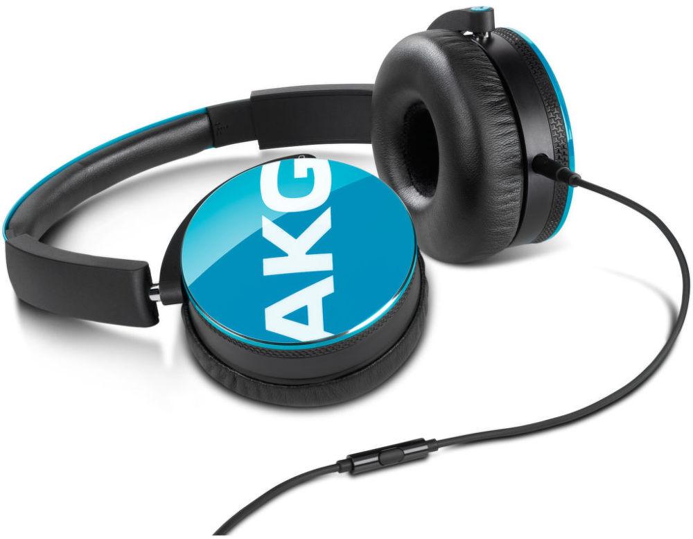 AKG Y50 (černo-modrá)