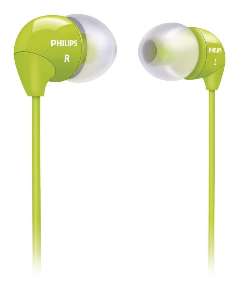 Philips SHE3590GN (sv. zelená)
