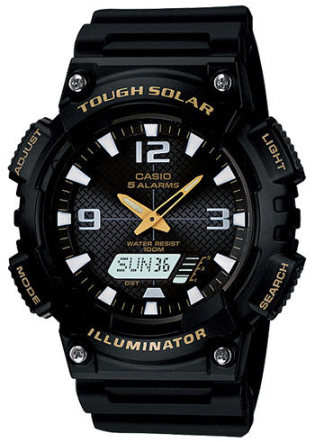 CASIO AQ S810W-1B (439) - hodinky