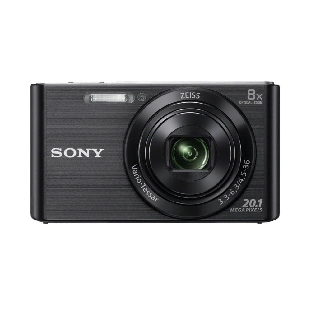 Sony CyberShot DSC-W830 (černý)