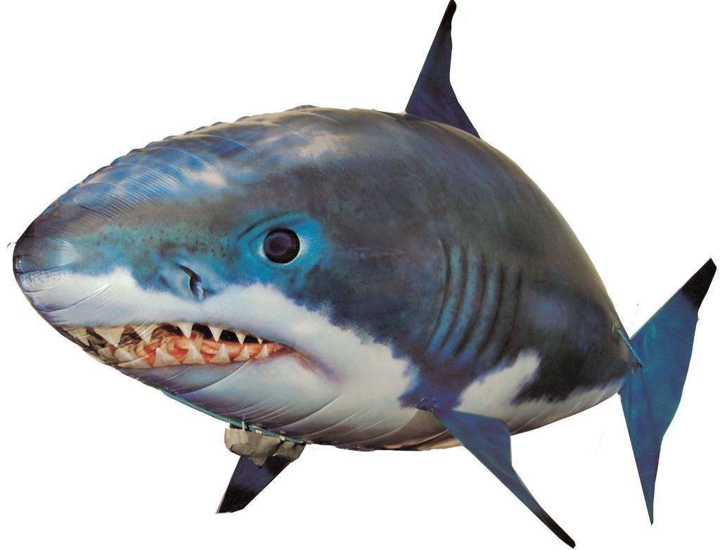 Microlife létající žralok
