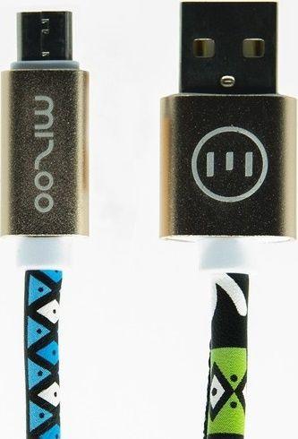 Mizoo X28-20m micro USB kabel