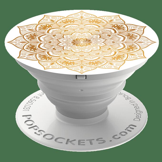 Hama PopSocket držák na mobil, Golden Silence