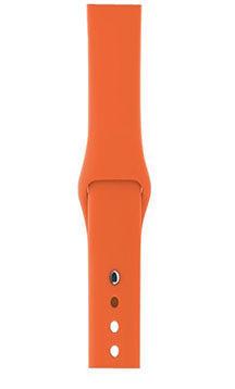 Apple Watch 42 SP řemínek, oranžový