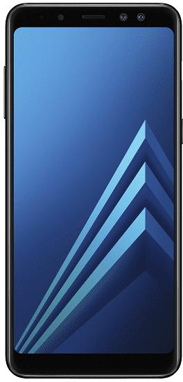 Samsung Galaxy A8 2018 černý