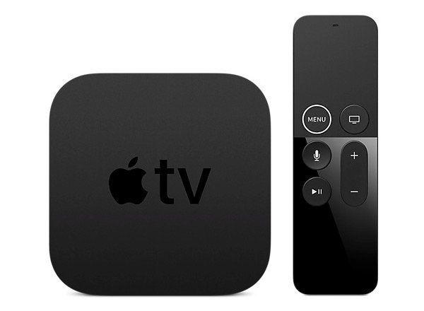 Apple TV 4K 32GB (MQD22CS/A)