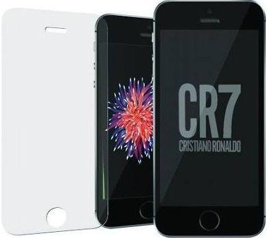 PanzerGlass CR7 tvrzené sklo pro iPhone SE/5S