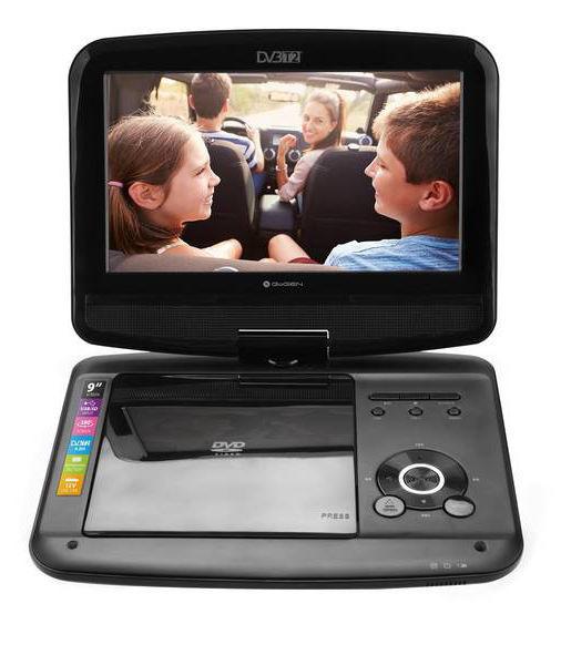 GoGEN PDX 923SU DVB-T2 černý