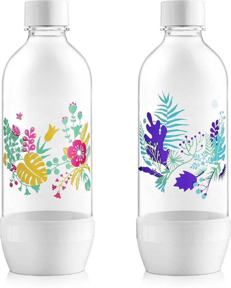 Sodastream Jet Rostliny 2PACK náhradní láhev (1l/2ks)
