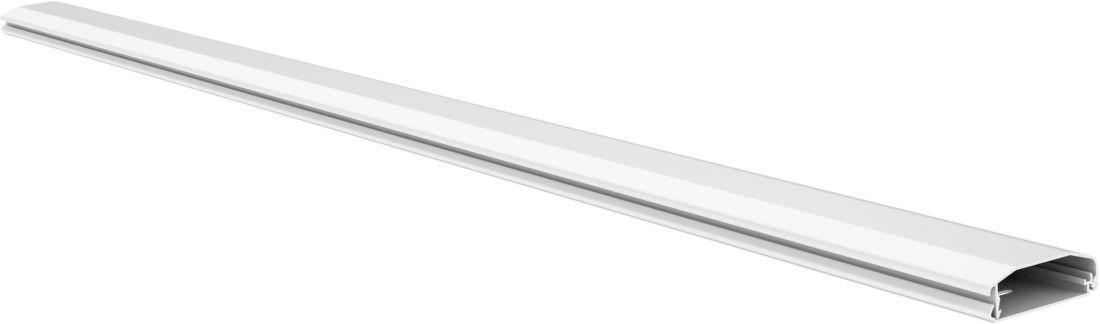 Stell SAA 2020 bílá kabelová lišta