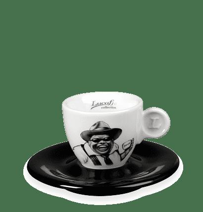 Lucaffé Mr.Exclusive espresso šálky (6ks)