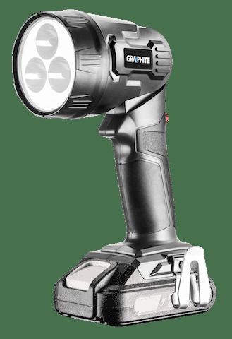 GRAPHITE 58G007, Aku LED svítilna
