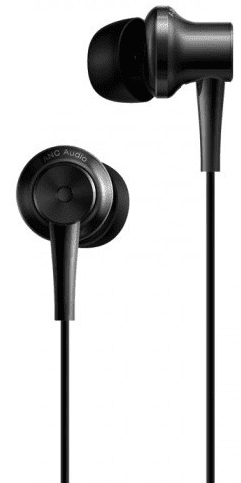 Xiaomi Mi ANC & Type-C sluchátka černá