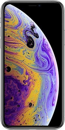 Apple iPhone Xs 64 GB stříbrný