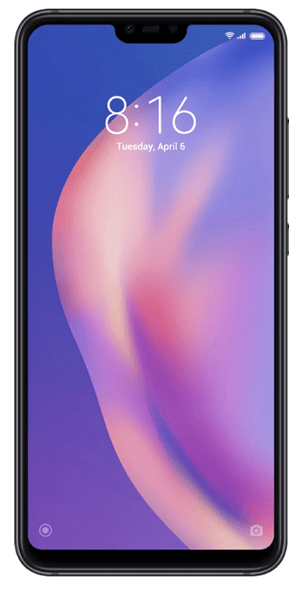 Xiaomi Mi 8 Lite 64 GB černý