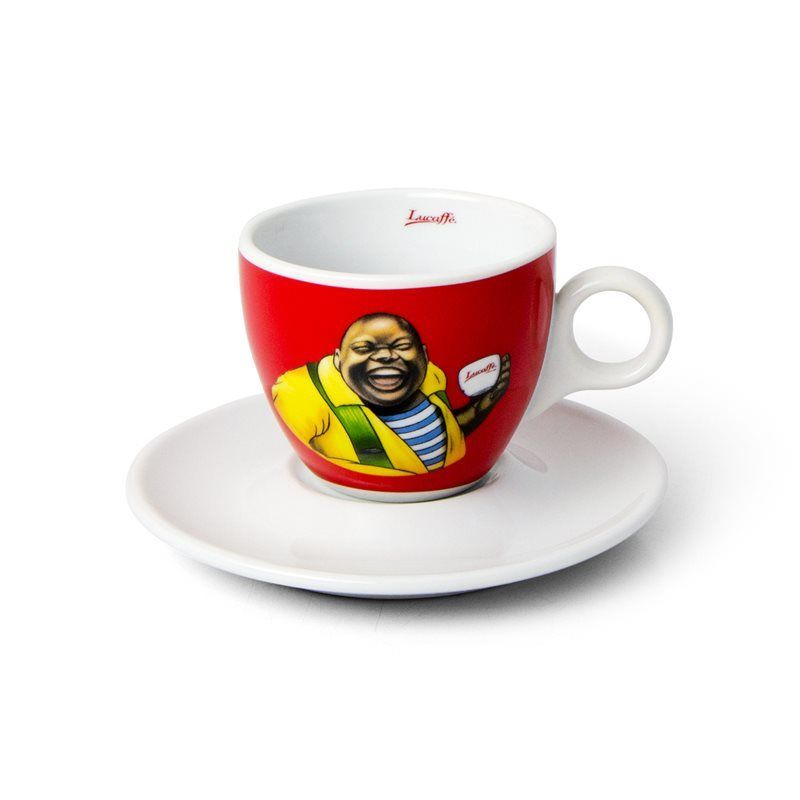 Lucaffé Classic cappuccino šálky (6ks)