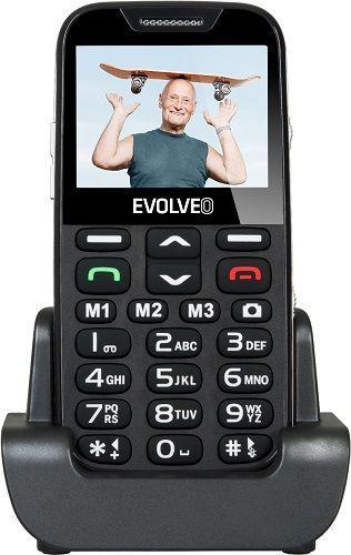 Evolveo EasyPhone XD černý