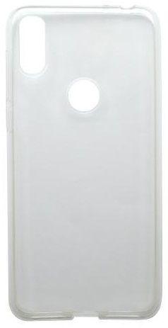 Mobilnet gumové pouzdro pro Xiaomi Redmi Note 6 Pro, transparentní