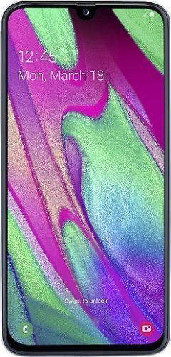 Samsung Galaxy A40 64 GB bílý