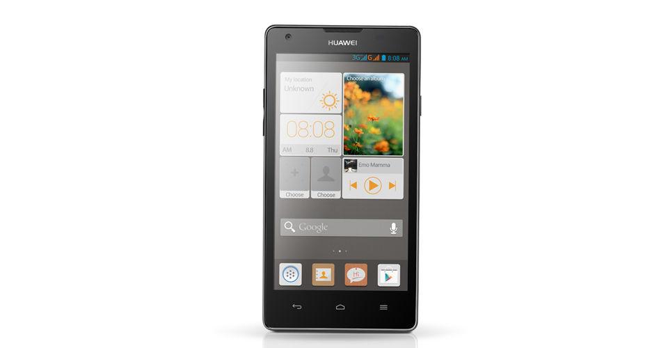 Huawei G630 (bílý) - mobil