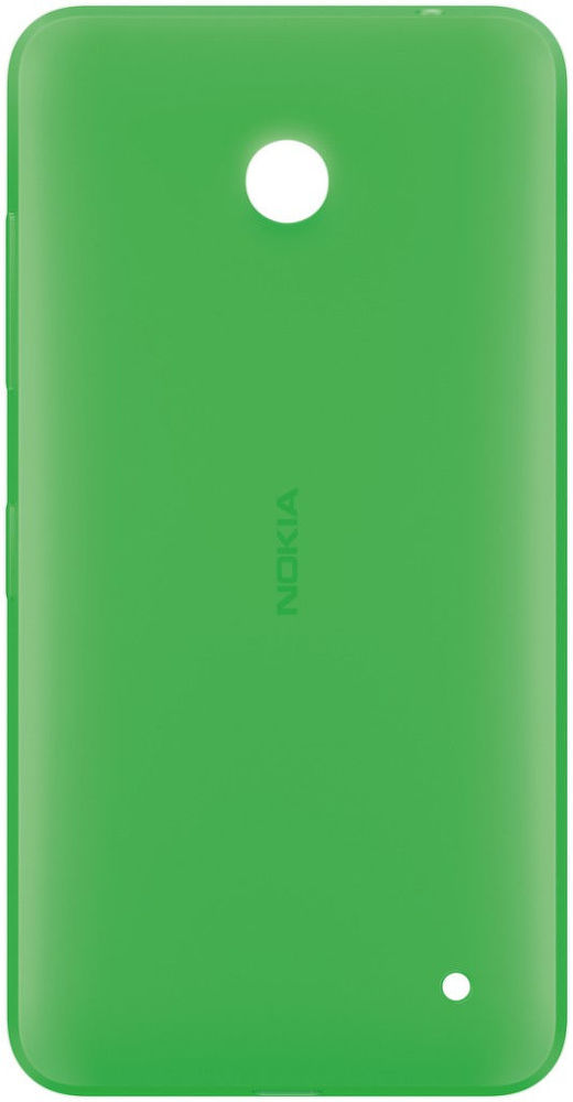 Nokia kryt CC-3079 pro Lumia 630/635 (zelená)